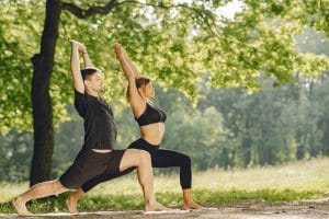 yoga-nature